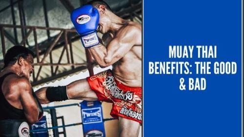 Muay Thai Benefits