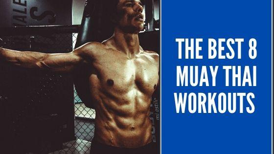 Muay Thai workouts
